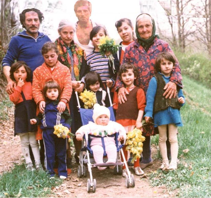 Среди детей внуков. Дарпас. 1988 год